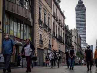 Secretaría de Salud no descarta regreso al semáforo rojo en CDMX