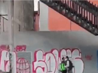 Asesinan a sujeto para quitarle mochila de Uber Eats #VIDEO