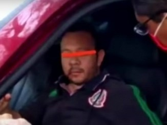 Encarcelan a conductor ebrio que arrolló a motociclista en Coyoacán