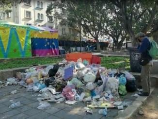 8 mil pesos de multa a quien tire basura en calles de Oaxaca