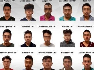 Detienen a 78 secuestradores en Morelos, 21 eran menores de edad