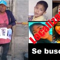 LOCALIZADOS Padre pide apoyo para ubicar a sus cuatro hijos desaparecidos en Tizayuca, Hidalgo