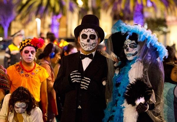 ¿Qué es lo que más disfrutas del Día de Muertos?