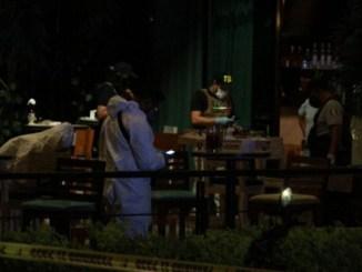 Tres muertos y cuatro heridos por ataque armado en bar de Chilpancingo