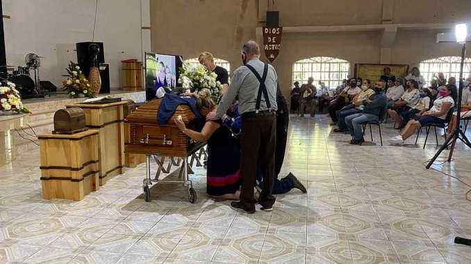 Desgarrador último adiós para Luciano, el niño secuestrado y asesinado en Tamaulipas