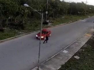 José Carlos Ortiz Ontiveros, jefe de custodios de penal de Cancún, es asesinado a plena luz del día #VIDEO