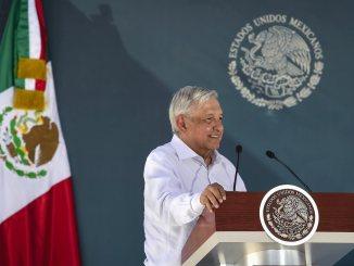 Desde Bavispe, López Obrador reitera que hay avances sobre el caso Miller, LeBarón y Langford