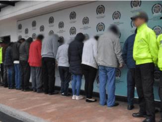 Cuatro cárteles mexicanos son los principales traficantes de droga en Colombia