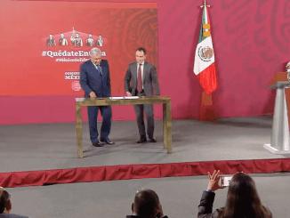 AMLO presenta Plan Nacional de Infraestructura