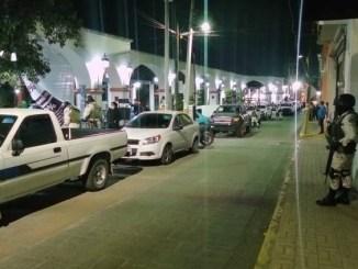 Homicidio de una familia en Ocoyoacac detonó actos vandálicos para exigir justicia #VIDEO
