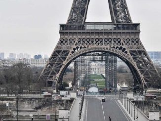 Francia suma más de 45 mil casos de coronavirus en un día