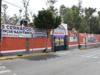 Con cierre de panteones en Iztapalapa el Día de Muertos, se evita la aglomeración de 200 mil personas