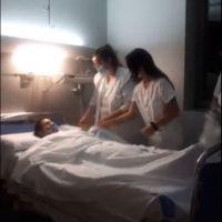 Enfermeras se burlan de muertos en hospital de España #VIDEO
