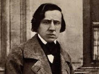 """171 años de la muerte de Frédéric François Chopin, el """"niño prodigio"""""""