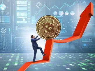 Subida del bitcoin