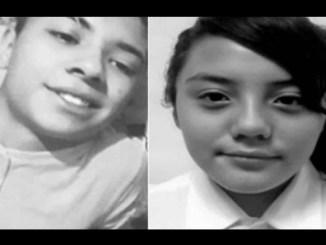 Desaparecen otros dos menores en el Centro, eran amigos de Alan y Héctor