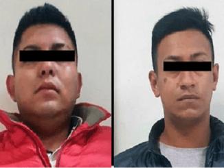 Sujetos ofrecen mordida de 10 mil pesos a policías para que no los revisaran, eran un par de ladrones
