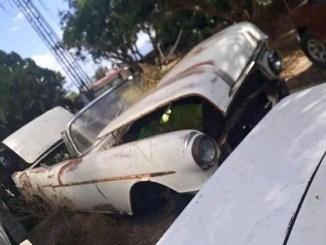 """Venden carcacha de """"Pedro Infante"""" en 65 mil pesos"""