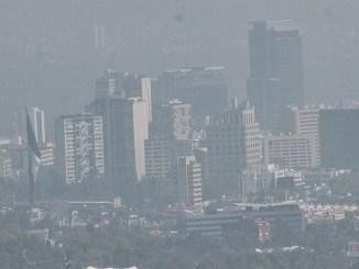Valle de México amplia No Circula por máximos niveles de ozono