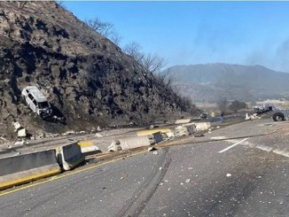 Se registra explosión de pipa en autopista Tepic-Guadalajara #VIDEO
