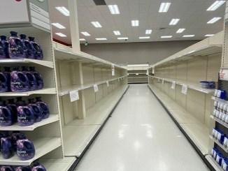 Tiendas de EU se vuelven a quedar sin papel higiénico