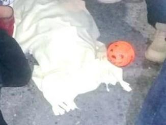 Tres menores de edad son atropellados tras salir a pedir calaverita, uno de ellos murió