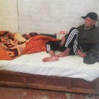 """Familia de abuelito """"maltratado"""" en Neza, aclara  el origen de las imágenes"""