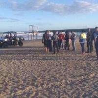"""En Soto la Marina, abuelito y nieta son """"tragados"""" por el mar"""