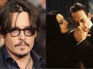 Johnny Depp podría ser parte de la nueva versión de Los Locos Adams