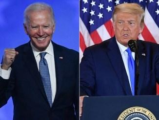 Mientras Biden llama a no pelear y unir fuerzas, Trump advierte una lucha legal