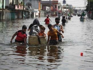 Chiapas y Tabasco reciben declaratoria de emergencia