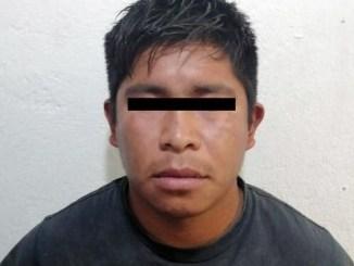 Ingresa a reclusorio a sujeto que violó y mató a una adolescente para que no lo denunciara #VIDEO