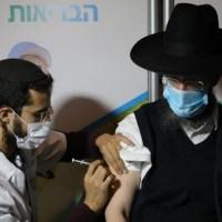 Advierte Israel que vacuna de Pfizer podría tener menos efectividad de la anunciada, hay 12 mil positivos vacunados