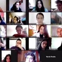 """""""Lástima margarita"""", dice profesor de la UNAM a alumna con covid #VIDEO"""