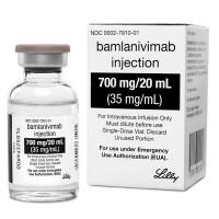 Tratamiento de Eli Lilly redujo 80% el riesgo de infección por Covid-19
