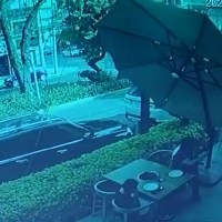 A tiros, comensal repelió a asaltantes en la Miguel Hidalgo #VIDEO