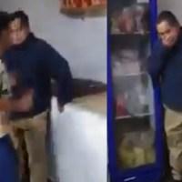 """Por una """"broma"""", menor de edad golpea a hombre con síndrome de Down en Tlalpan #VIDEO"""