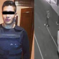 Diego Helguera, acusado de atropellar a dos mujeres se entrega