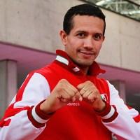 Óscar Salazar, otro mexicano que gana medalla con otra bandera