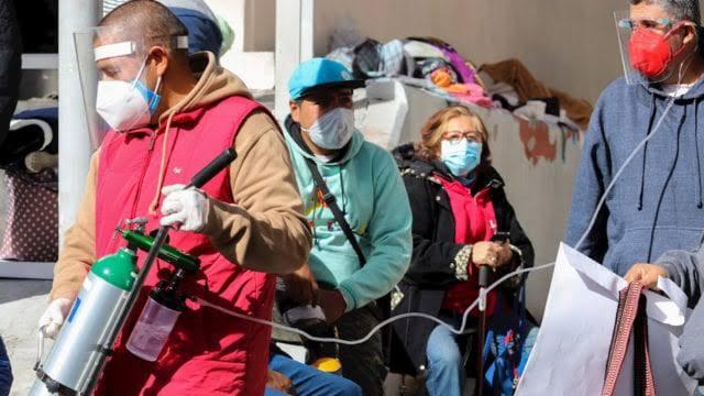 México suma en las últimas 24 horas 6 mil 506 casos y 245 muertes por COVID-19