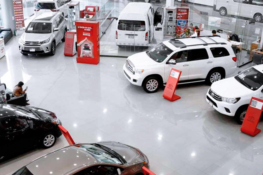 En julio la venta de autos nuevos incrementó un 12.7%