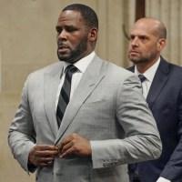 R. Kelly es declarado culpable por tráfico sexual