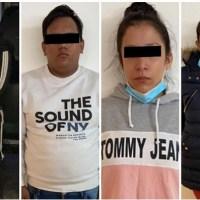 Detenidos por balacera en AICM serían integrantes de La Unión Tepito