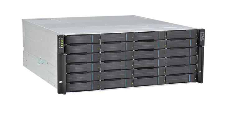 scale out network attached storage