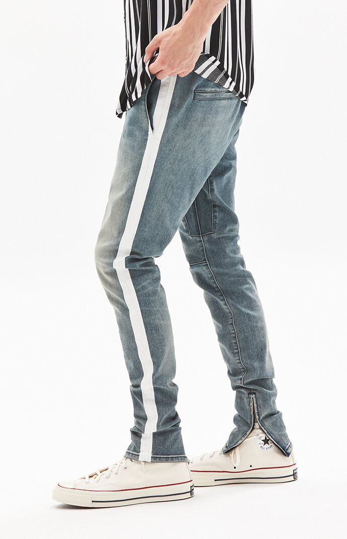 Drop skinny side stripe medium jogger pants also and sweatpants for men pacsun rh