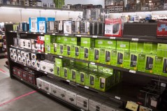 Selection of hard drives
