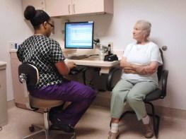 Pre-appointment vitals