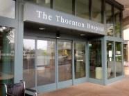 Thornton entrance