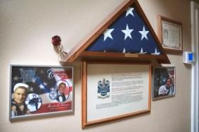 Nick's memorial