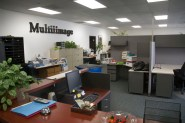 Temporarily still working office